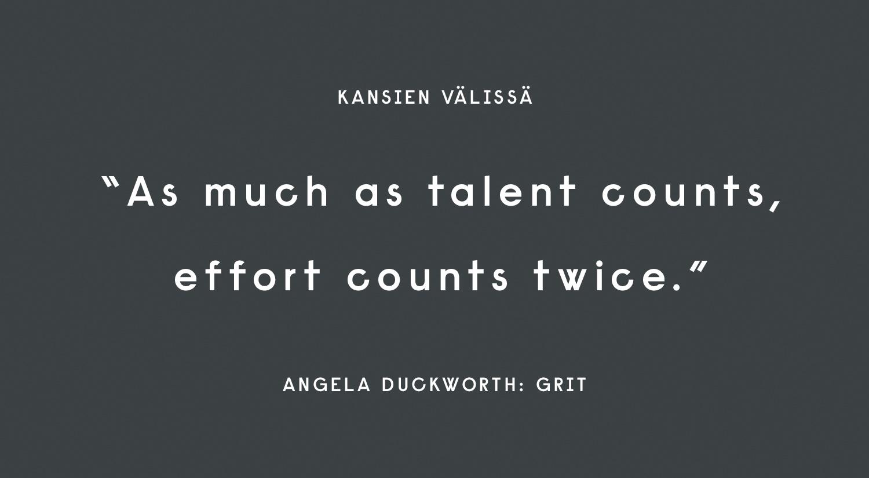 Angela Duckworth: Grit