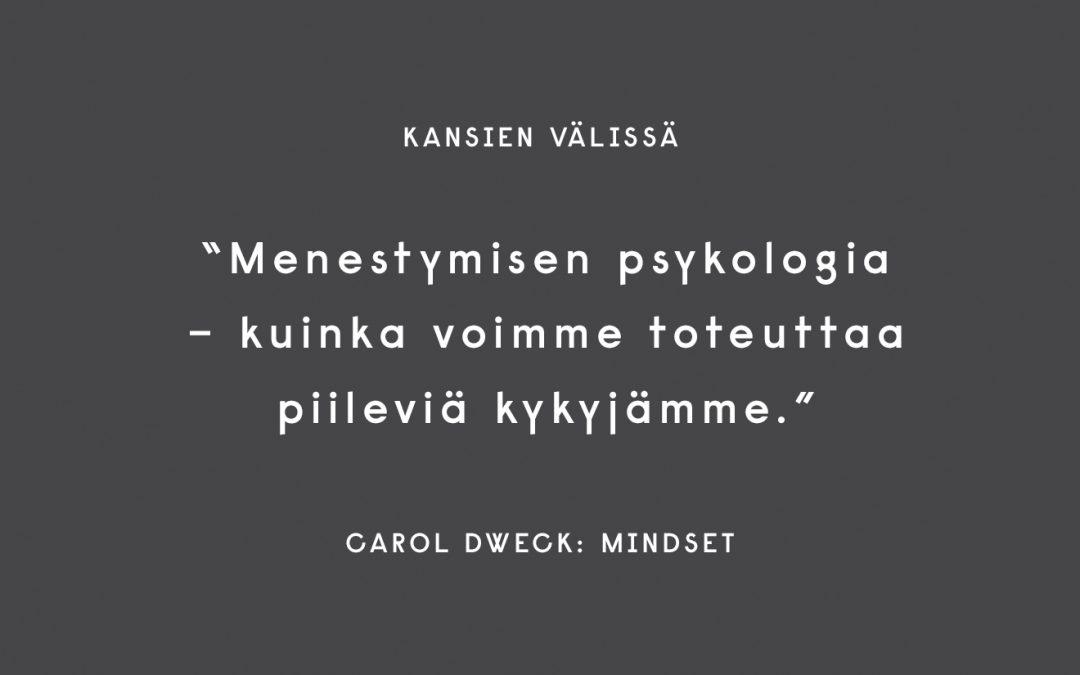 Carol Dweck: Mindset